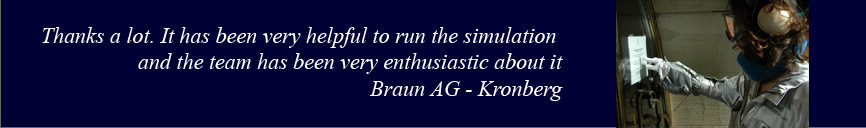Braun AG thanks SD&C for a workshop with an age suit