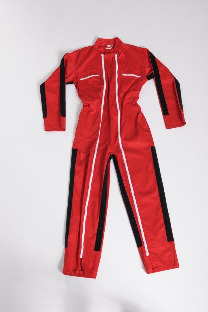 Der Streifenanzug vdes SD&C Senior Suit Beta 3